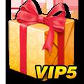 VIP5升级礼包
